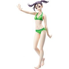 LovePlus 1/4 Scale Pre-Painted Figure: Rinko Kobayakawa Swimsuit Ver. Freeing