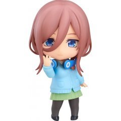 Nendoroid No. 1306 The Quintessential Quintuplets: Miku Nakano (Re-run) Good Smile