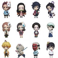 Anime Chara Heroes Demon Slayer: Kimetsu no Yaiba Vol. 1 (Set of 12 Pieces) TakaraTomy