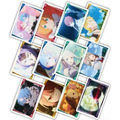 Re:Zero - Starting Life in Another World Playing Cards Ensky