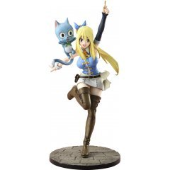 Fairy Tail Final Season 1/8 Scale Pre-Painted Figure: Lucy Heartfilia Bell Fine