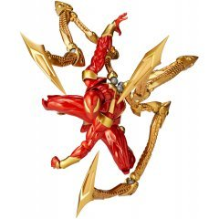 Ultimate Spider-Man Amazing Yamaguchi No. 023: Iron Spider Kaiyodo