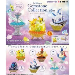 Pokemon Gemstone Collection (Set of 6 Pieces) Re-ment