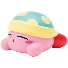 Kirby's Dream Land Soft Vinyl Figure Collection: Sleep Kirby (Re-run) Ensky