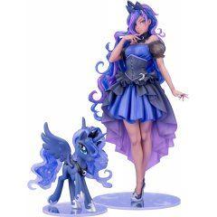 My Little Pony Bishoujo 1/7 Scale Pre-Painted Figure: Princess Luna Kotobukiya