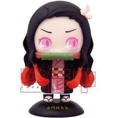 Demon Slayer Kimetsu no Yaiba Yurayura Head 04: Nezuko Kamado (Sullen) TakaraTomy