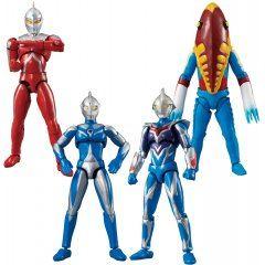 ChoDo Ultraman 9: Ultraman (Set of 10) Bandai Entertainment