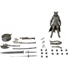 figma No. 367-DX Bloodborne The Old Hunters: Hunter The Old Hunters Edition Max Factory