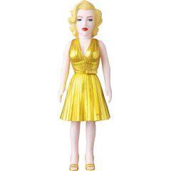 Vinyl Collectible Dolls Marilyn Monroe Gold Ver. Medicom