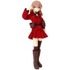 Assault Lily Series 008 Assault Lily 1/12 Scale Fashion Doll: Yui Matsunaga Version 1.5 Azone