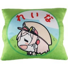 Maitetsu Arm Cushion: Reina Blue select