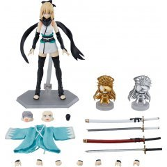 figma No. 521-DX Fate/Grand Order: Saber/Okita Souji Ascension Ver. Max Factory