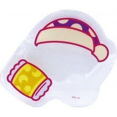 Kirby's Dream Land Kirby Muteki! Suteki! Closet Kirby Shaped Can Badge Cover 2 Sleep Ensky