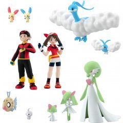 Pokemon: Pokemon Scale World Hoenn 2 Set Bandai Entertainment