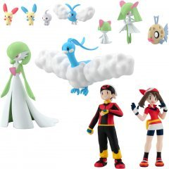 Pokemon: Pokemon Scale World Hoenn 2 (Set of 10) Bandai Entertainment