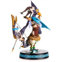 The Legend of Zelda Breath of the Wild PVC Painted Statue: Revali [Collector's Edition] First4Figures