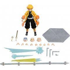 figma No. 522-DX Demon Slayer Kimetsu no Yaiba: Zenitsu Agatsuma DX Edition Max Factory