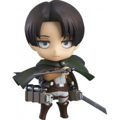 Nendoroid No. 390 Attack on Titan: Levi (Re-run) Good Smile