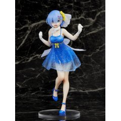 Re:Zero - Starting Life in Another World Pre-Painted Precious Figure: Rem Clear Dress Ver. Taito