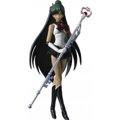 S.H.Figuarts Sailor Moon: Sailor Pluto Animation Color Edition Bandai Spirits