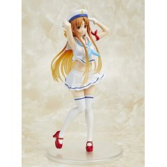 Sword Art Online Pre-Painted Coreful Figure: Asuna Marine Ver. Taito