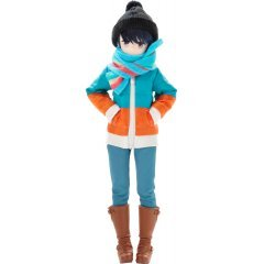Yuru Camp Pureneemo Character Series No.133 1/6 Scale Fashion Doll: Rin Shima Azone