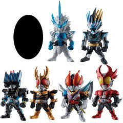 Converge Kamen Rider 22 (Set of 10 Pieces) Bandai Entertainment