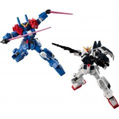 Mobile Suit Gundam G Frame EX04: Blue Destiny Unit 2 & Blue Destiny Unit 3 Set Bandai Entertainment