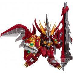 SD Gundam Red Lander Banpresto