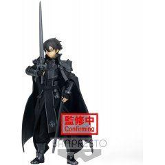 Sword Art Online Alicization Rising Steel Pre-Painted Figure: Kirito Integrity Knight Banpresto
