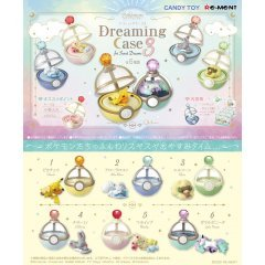Pokemon Dreaming Case 3 for Sweet Dreams (Set of 6 Pieces) Re-ment