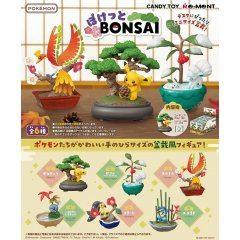 Pokemon Pocket Bonsai (Set of 6 Pieces) Re-ment