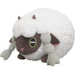 Pocket Monsters Mochifuwa Cushion PZ56: Wooloo (Re-run) San-ei Boeki