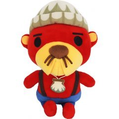 Animal Crossing All Star Collection Plush DP20: Pascal (S Size) San-ei Boeki