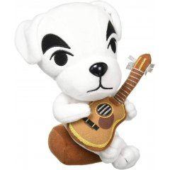 Animal Crossing All Star Collection Plush: DP02 K.K. Slider (S) (Re-run) San-ei Boeki