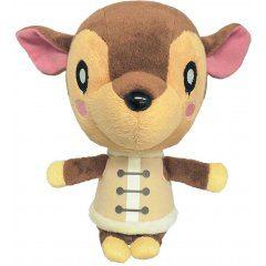 Animal Crossing All Star Collection Plush: DP16 Fauna (S) (Re-run) San-ei Boeki