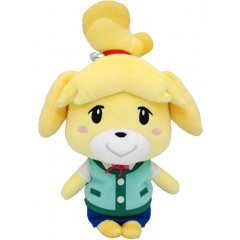 Animal Crossing All Star Collection Plush: DP01 Isabelle (S) (Re-run) San-ei Boeki