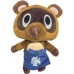 Animal Crossing All Star Collection Plush: DP08 Timmy & Tommy (Store) (S) (Re-run) San-ei Boeki