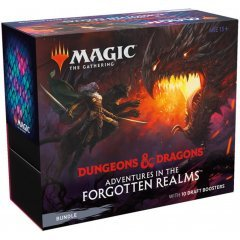Magic: The Gathering - Adventures in the Forgotten Realms Bundle English Ver. Wizards of the Coast