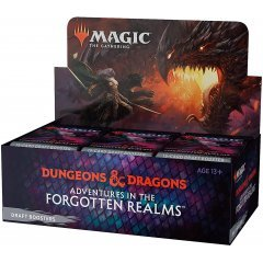 Magic: The Gathering - Adventures in the Forgotten Realms Draft Booster English Ver. (Set of 36 Packs) Wizards of the Coast