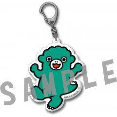 Godzilla - Acrylic Key Chain Design A Chibi Godzilla Sync Innovation Co., Ltd.