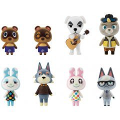 Animal Crossing: New Horizons Friend Doll Vol.2 (ensemble de 8 pièces) Bandai Entertainment