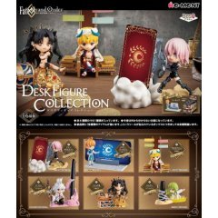 Fate/Grand Order - Absolute Demonic Front: Babylonia DesQ Desk Figure Collection (Set of 6 Pieces) Re-ment