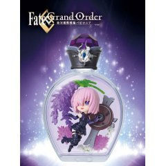 Fate/Grand Order Absolute Demonic Front Babylonia Herbarium Flowers for you #1: Mash Kyrielight Re-ment
