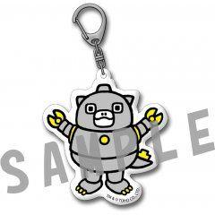 Godzilla - Acrylic Key Chain Design F Chibi Mecha Godzilla Sync Innovation Co., Ltd.