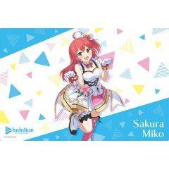Bushiroad Rubber Mat Collection V2 Vol. 46 Hololive Production Sakura Miko Hololive 1st Fes. Non Stop Story Ver. BushiRoad