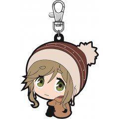 Yurucamp Bocchi-kun Series Rubber Mascot Inuyama Aoi HMA