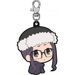 Yurucamp Bocchi-kun Series Rubber Mascot Ohgaki Chiaki HMA