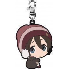 Yurucamp Bocchi-kun Series Rubber Mascot Saitou Ena HMA