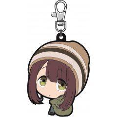 Yurucamp Bocchi-kun Series Rubber Mascot Toki Ayano HMA